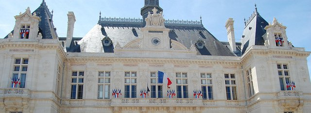 The Town Hall of Niort