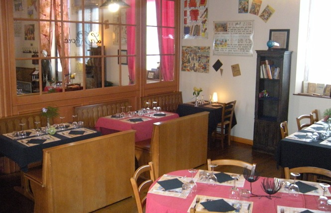 restaurant la r cr niort marais poitevin tourism. Black Bedroom Furniture Sets. Home Design Ideas